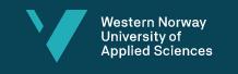 HVL Western University of Norway Bergen